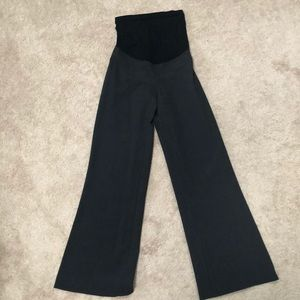 Maternity Work Pants - Full Panel